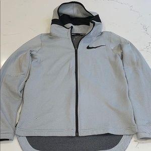 Nike Big Boys Basketball Hoodie - sz - L